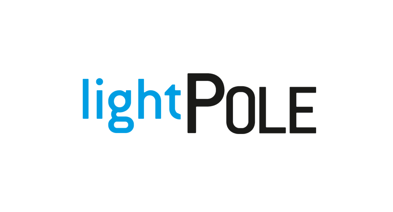 light pole logo